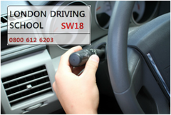 Driving instructors in Tooting